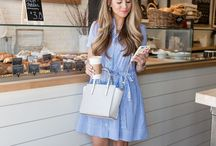 Chic and casual outfit / Style and fashion for ladies