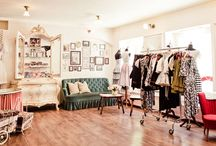 shop interiors / by Emily O'Brien