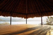 Yoga at Gili Asahan Eco Lodge & Restaurant