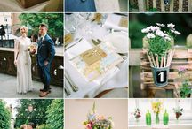English country weddings / Beautiful English country wedding inspiration
