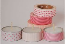 Washi tapes ideas !!!