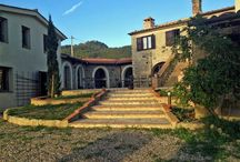 Luxury Farmouse for sale in Tuscany Val d'Orcia