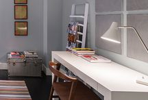 Home Office Inspo / #Badassdesign for the Home Office. Designs by Me & G and inspiration repinned!