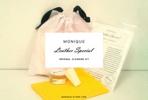 Monique's Leather Special Cleaning Kit