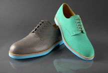 Mens Made to Order / Selection of made to order footwear available on our website or from our workshop in Notting Hill