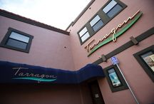 Tarragon Restaurant Sunnyvale CA / Happy Hour Daily. Half Price 4-6 p.m. Cocktails, Beer & Wine 4:30-6 p.m. Bar Menu. EARLY BIRD SPECIAL $20 Three Course Early Bird  Tarragon Restaurant is the place to gather and enjoy cocktails, beer, wine and HANDCRAFTED FOOD.