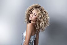 Eufora Curl'n / Celebrate your curls!  Curl'n science delivers thermal protection and anti-oxidant benefits allowing Curl'n products to work WITH curl pattern instead of against it.