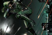 DC - Hero's vs Villains