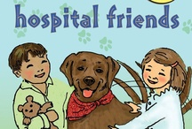 Toby's Books / Toby, a chesapeake bay retriever, is the star of several books including:  On Toby's Terms Toby the Pet Therapy Dog and His Hospital Friends Toby The Pet Therapy Dog Says Be a Buddy Not a Bully / by Team Toby