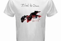 """Bleed the Dream """"Killer Inside"""" White T-shirt"""