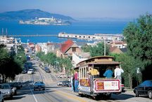 San Francisco :) / Con sus tranvías de cable, su famoso puente Golden Gate, sus tiendas y sus barrios hipster, la ciudad californiana es la meca de los bohemios. ¡Reserva hoy tu hostal y date un capricho! #sanfrancisco #goldengate #america  http://www.hostelsclub.com/city-es-395-San-Francisco.html