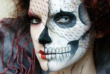 Halloween costumes & make-up