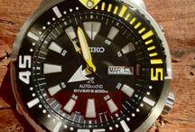 Seiko srp639 prospex baby tuna / Montre de plongée