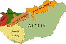 Magyarország tájai