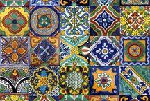 Pottery -tiles