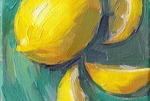 Picturi în ulei