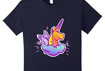 Unicorn Party Gifts,Funny Tee Shirts / Unicorn Design Collection - Designed and Copyright by Bluelittlebird Designs.  #unicorn_day #unicorn_tees #party_unicorn #party_tees #birthday_shirts  #joke_tees #unicorn_day #unicorn_party #sticker #unicorn_gifts #1980s