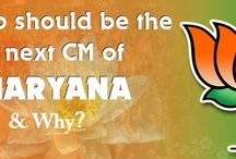 Who Should Be Next CM OF HARYANA 2014 & Why ? / This page about of Public Opinion in support of 2014 Haryana Election, Who should be became the Next Chief Minister of Haryana in the 2014 election. Please give here your Reviews, Votes, comments regarding for Next Future Chief Minister Of Haryana. Your Important Votes, Reviews, Comments make a Bright Future of Haryana Politician parties. It's just only public survey.