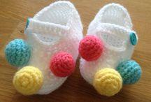 Crocheted stuff / dingetjes die ik al eens heb gehaakt