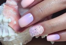 ногти красиво