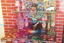 Henna Inspired Artforms