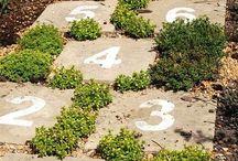 Garden ideas! Xx