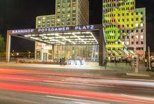 P5 am Potsdamer Platz @ Festival of Lights 2015