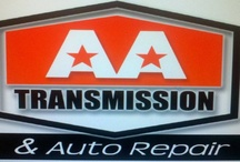 AA Transmission / AA Transmission & Auto Repair & Auto Repair welcomes you to our automatic and manual transmission repair shop website. Each transmission and automotive repair technician at our shop is highly qualified and ready to deliver their expert knowledge & skills for your every automotive repair need. http://aatran.com/