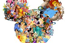 Disney obsession / by Abby Behrens