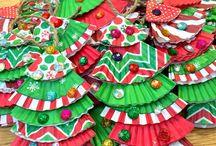 karácsonyi dekorok