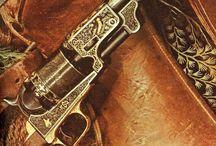 guns and knives