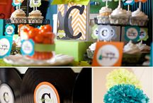 Entertaining / by Michelle {Michelle Kroll Design}