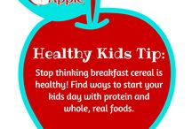 Kid's Tips / Keep your kids healthy all year long!