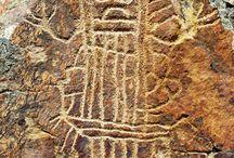 Petrogliff / Carving