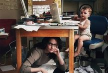 Working From Home / by Karen O'Malley