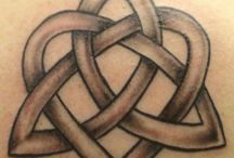 Tattoos  / by Kita Morris Wolfe
