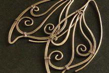 Jewelry tutorials / by Nerissa Montgomery