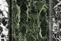Faux Marble / Beautiful examples of marbling