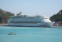 óriás luxus hajók