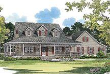 House plans / Houses I like