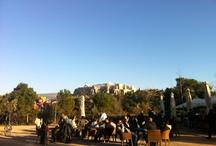Athens Wandering
