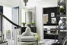 Hallways/entryways