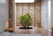 Japanese Interior / Simple beautiful Japanese Interior