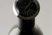 Wein-Gadgets / Nützliche, ästhetische und manchmal auch verrückte Produkte für, aus und rund um den Wein...