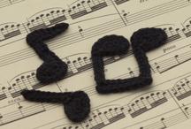 4 Crochet (Toys -Bookmark -Pin cushion -Misc ) / by Amira Zaky