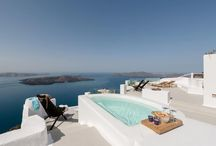 GREECE - SANTORINI COCOON ELOPEMENT