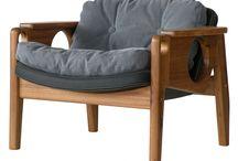 Poltronas, cadeiras, bancos