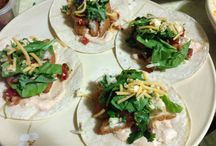 My #TeamTriscuit Recipe / This is my fish taco recipe I'm submitting for the #TeamTriscuit challenge.