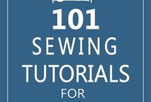 Sewing Ideas / Santa brought me a sewing machine for Christmas, now to learn how to use it!  / by Jana Perenchio
