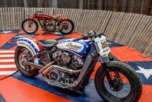 Moto Indian Scout Custom